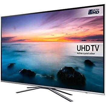 Samsung UE55KU6079UXZG 138 cm (55 Zoll) Fernseher (Ultra