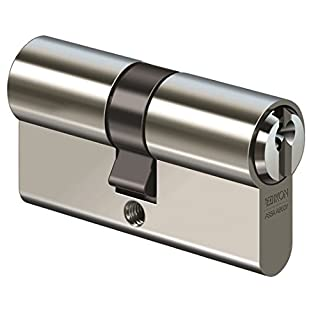 Assa Abloy P031 Cylinder Lock 30/70 Lockable on Both Sides AEP AB=0+1 Zi Ikon