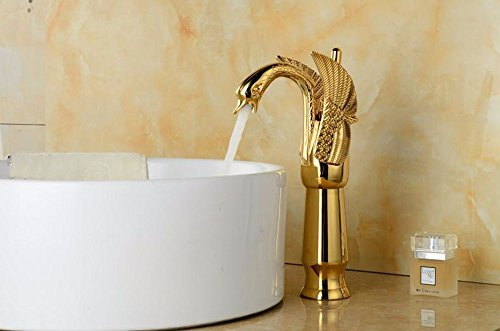 sjqka-durableswan-copper-single-hole-mixing-water-lavatory-faucet-gold-faucets