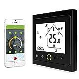 Decdeal Thermostat Intelligente WiFi - Termostato Programmabile per Riscaldamento...