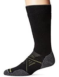 Smartwool Herren Phd Outdoor Crew Socken, Grau, Medium