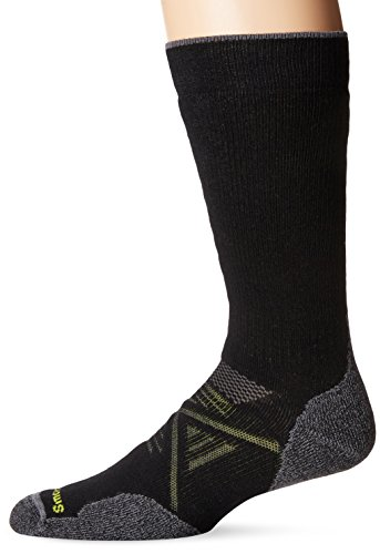 SmartWool PhD Outdoor Medium Crew Calze Black