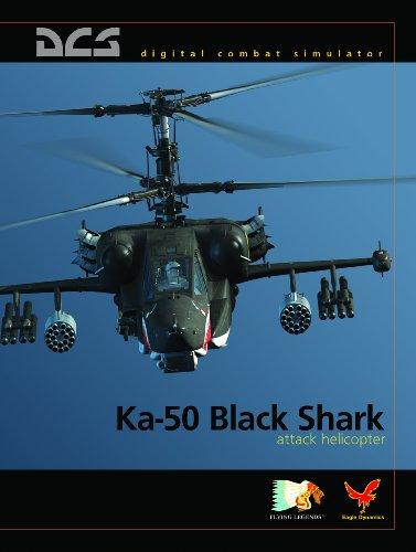 Ka-50 Black Shark: Attack Helicopter