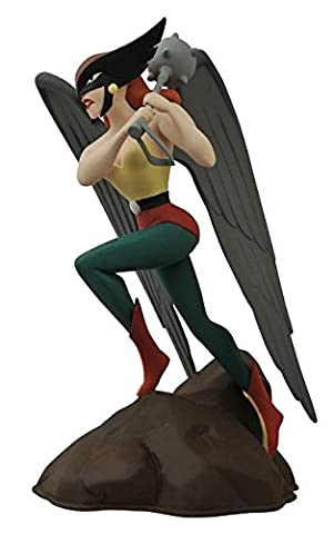 Justice League Animated Hawgirl PVC Statue