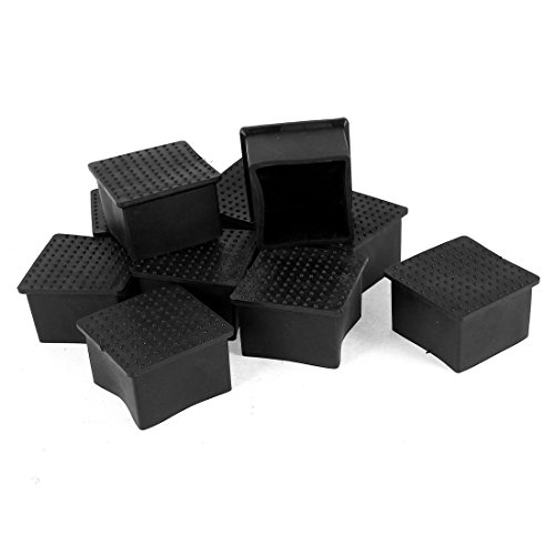 Stuhlkappen Tischkappe Stuhlgleiter Filzgleiter Schutzkappe PVC Filz 20 mm 12 St/ück