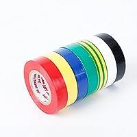 ZYCX123 - Cinta Aislante de plástico PVC (5 Unidades)