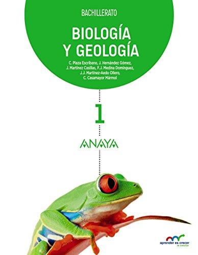 Biología y geología 1 (aprender es crecer en conexión)