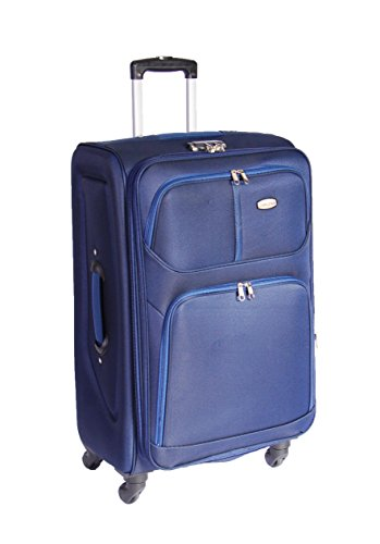 soft-suitcase-luggage-lightweight-expandable-4-wheel-spinner-telescopic-handle-travel-trolley-bag-bl