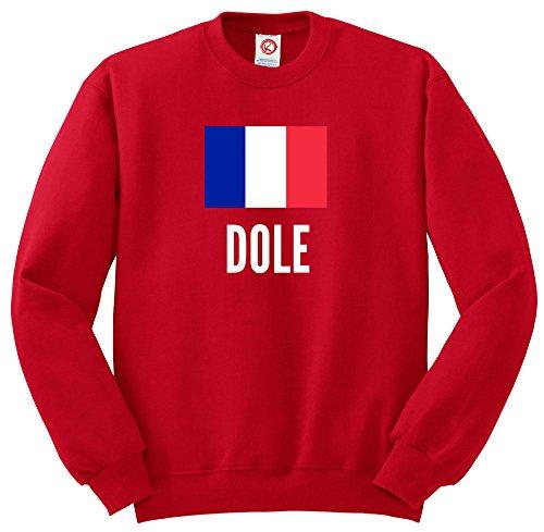 sweatshirt-dole-city-red
