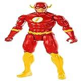 DC Justice League Figura de Acción 30 cm The Flash, Juguetes Niños +3 años (Mattel GDT51)