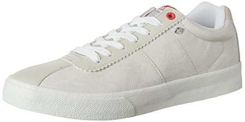 Cavalieri Britannici Herren Solar Low-top Weiß (off White / Red)