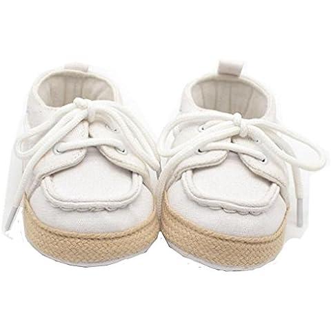 FEITONG infantil del bebé Niño Chico Niña Sole suave zapatilla de deporte Niñito Zapatos