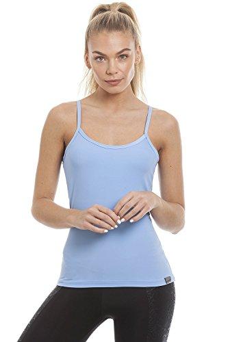 Proskins Comfort Fit - Top camisole bleu clair Proskins Bleu