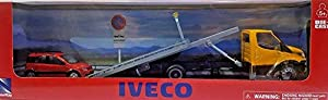 New Ray- Iveco Daily, Multicolor, 15875