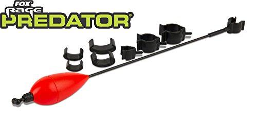 Fox Rage Predator Drop Arm Indicator MK2 - Swinger Bissanzeiger zum Hechtangeln, Ansitzangeln auf Hecht, Hechtbissanzeiger -