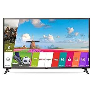 LG 108 cm (43 Inches) Full HD LED Smart TV 43LJ554T (Ceramic Black) (2017 model)