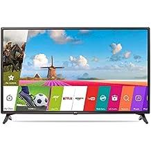 LG 108 cm (43 Inches) Full HD LED Smart TV 43LJ554T (Black) (2017 model)