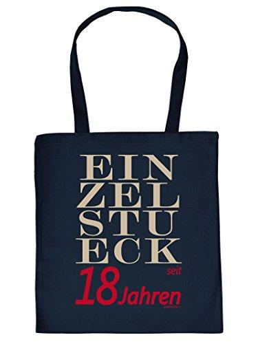 Geburtstag Sackerl ::: Einzelstück seit 18 Jahren ::: lustige Geburtstags-Tasche