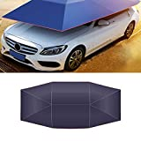 GENERICCar Tent Anti-UV Windproof Sun Shelter Portable Folded Car Canopy Cover Camping Car