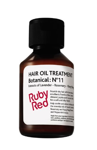 Ruby Red Hair Oil Treatment 100ml