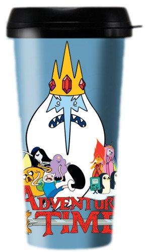 Adventure Time Cartoon Network film Mug de voyage