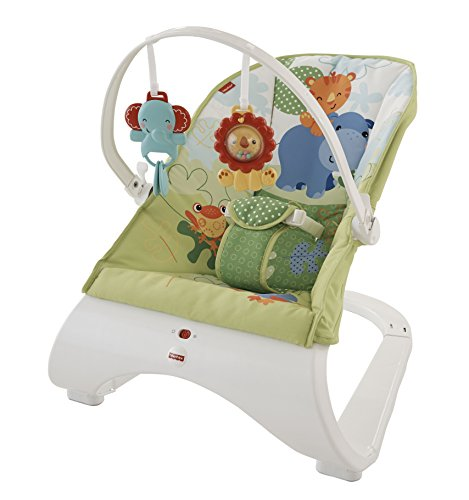 Image of Fisher-Price Rainforest Bouncer