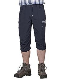 Wander-Hose Outdoor-Hosen 3/4 lang für Herren von Fifty Five - Bill - Ouick-Dry für Outdoor-Bekleidung