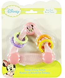 Disney Micky Mouse Triangle Activity Teether