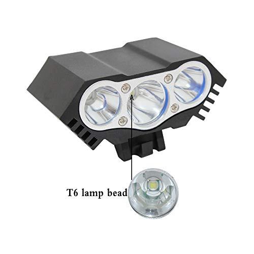 SUPER luminosi Predator Tactical LANTERNA FARO CON 3 impostazioni di modalità CREE LED