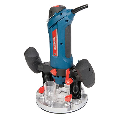 Silverstorm 270289 Multi-Purpose Router, 600 W
