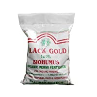 Shalimar Black Gold - Vermi Fertilizer Pellets - 2 LB