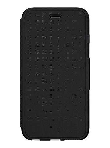 """Tech21 """"Evo Wallet"""" Coque de Protection pour iPhone 6/6S Plus avec Rangement pour Carte de Crédit - Noir"""
