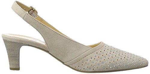 Gabor Damen Fashion Pumps Beige (pelle 14)