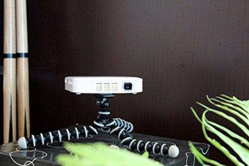 Merlin Digital Merlin Pocket Projector Pro with Built in battery