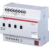 ABB SD/S4.16.1 EIB/KNX Actionneur de commutation/variateur quadruple 16 A rail DIN