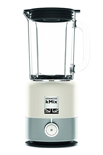 Kenwood BLX750CR kMix 1.6L Glass Blender, Cream, 800W Best Price and Cheapest