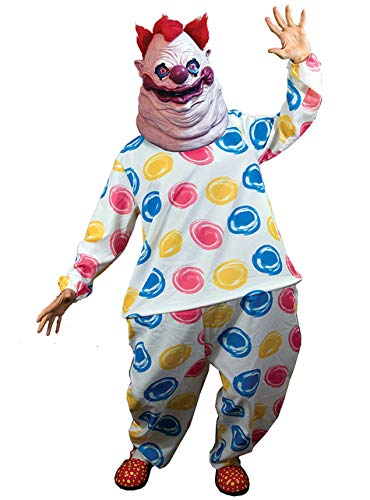 Fatso Kostüm-Killer Klowns from Outer Space (Killer Klown Kostüm)