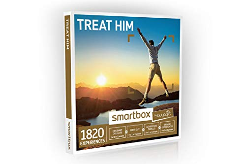 761b3e91b671 Buyagift Treat Him Gift Experiences Box - 1,820 gift experiences for men  from extreme adventure to