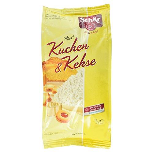 Schär Mix C - Kuchen & Kekse, 1 kg