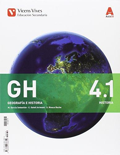 Gh 41 y gh 42 (geografía e historia), primera edición (2016): 000001