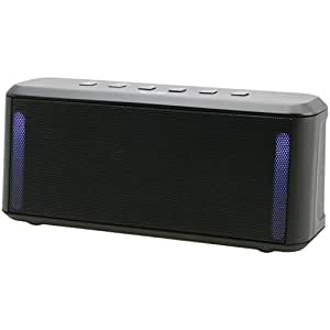 iLive Portable Color Change Bluetooth Speaker
