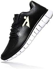 nononfish Work Shoes for Men Oil Resistant Kitchen Non Slip Shoes