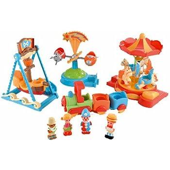 Happyland Fun Fair Set Amazoncouk Toys Games