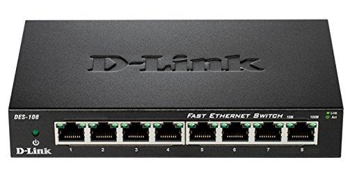D-Link-DES-108-Switch-de-red
