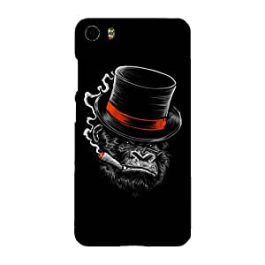Back cover for Xiaomi Mi5 Angry Gorilla