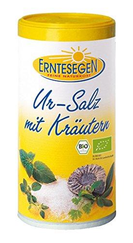 Erntesegen - Bio Ur-Salz mit Kräutern - 250g - Kräuter-salz