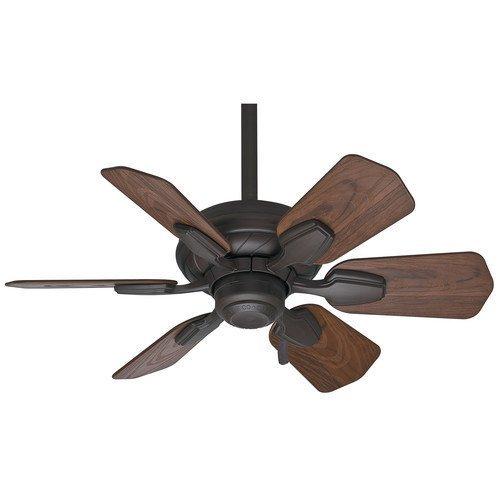 Casablanca Fan Company 59525 Wailea 31-Inch Brushed Cocoa Ceiling Fan with Six Dark Walnut Blades by Casablanca - Casablanca Fan Blade