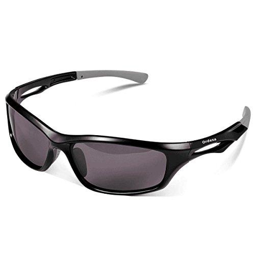 Groß SONNENÜBERBRILLE DAMEN Polarisiert Sonnenbrille über die Brille Schildpatt