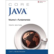 Core Java Volume I--Fundamentals by Cay S. Horstmann (2015-12-22)