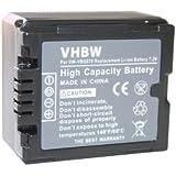 Batterie Li-Ion pour PANASONIC, remplace le modèle VW-VBG070, également compatible avec VW-VBG130, VW-VBG260